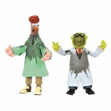The Muppets Actionfiguren Box Set Lab Accident Bunsen & Beaker SDCC 2021 ...