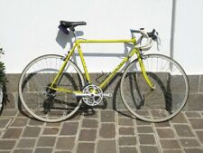 Olmo Vintage Bicycle Racing Bike Yellow Colour