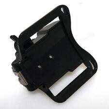 Strong Fast Loading Waist Belt Buckle Mount Camera Clip Adapter for DSLR