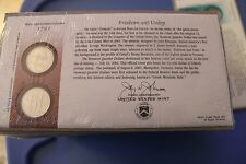 US MINT OFFICIAL 2001 VERMONT FIRST DAY COVER NEW IN PACKAGE