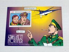 Belgium 2004 Blake & Mortimer Souvenir Sheet (secret of the Swordfish) - MNH**
