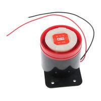 100dB Loud Security Alarm Siren Horn Speaker Buzzer High Quality