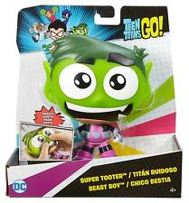 NEW Teen Titans Go! Whoopee Cushion Beast Boy Action Figure Super Tooter Kid Toy
