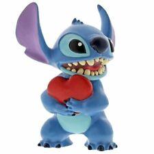Disney Stitch Heart Mini Collectable Lilo and Stitch Figurine - Boxed