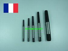 5 extracteurs de vis Extracteur de boulon 3 à 18 mm