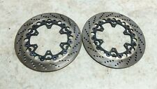 98 BMW R 850 R850 R 850R R850r front brake rotors disks