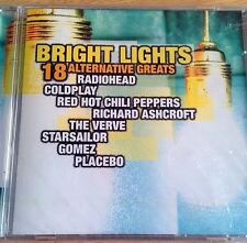 New - Bright Lights Indie Brit Pop Music Cd Album Verve Doves Placebo Coldplay