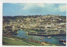 Mevagissey Cornwall 1967 Postcard 163b