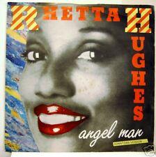 "RHETTA HUGHES ""ANGEL MAN"" rare 7' Italy mint"