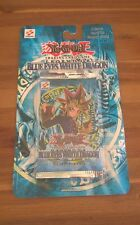 Yu-Gi-Oh! Legend of Blue-Eyes (LOB) Sealed Blister/Booster Pack - 2002 RARE!