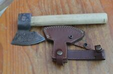 Rare damascus handforged hunting axe New From The Eagle Collection MUR6545
