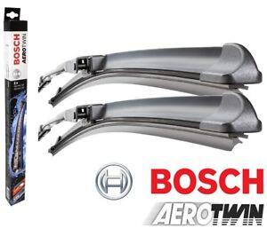 Kit 2 Spazzole tergicristallo anteriore BOSCH AEROTWIN BMW Serie 1 (F20-F21)
