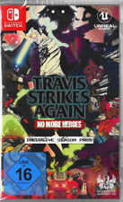 Travis Strikes Again: No More Heroes + Season Pass - Nintendo Switch - NEU & OVP
