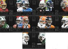 2014 ELITE FACE 2 FACE NICE (7) CARD LOT SEE LIST & SCAN FREE COMBINED S/H