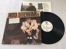 ROD STEWART SELF TITLED + INNER 1986 AUSTRALIAN RELEASE LP
