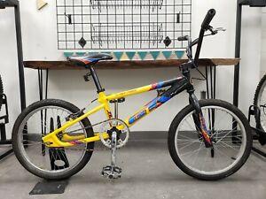 "Rare 1999 GT Power Series 1.0 FRAME BMX 20"" Bike USA Built Complete Mid School"