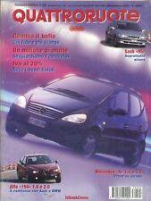 QUATTRORUOTE N 505 - NOVEMBRE 1997