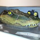 Adventure Force Gator Boat Radio Control Waterproof Trick 12 Inches Real Look
