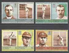Timbres Sports Grenadines St Vincent 363/70 ** lot 1055