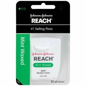 Reach Tape Mint Waxed Dental Floss