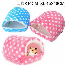 Small Rat Warm Bed Guinea Hedgehog Pig Hamster Squirrel Nest Hammock Animal Us