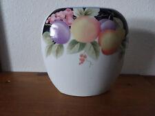 Vase - Four Seasons - Peach, Pear & Grape design