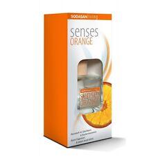 (€72,50/L) 2 x SODASAN living Raumduft Senses Orange á 200 ml - neu + OVP !