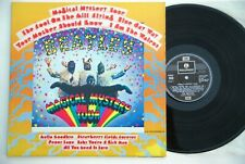 BEATLES MAGICAL MYSTERY TOUR 1977 LABEL 2 RARE EXYUGO LP N/MINT