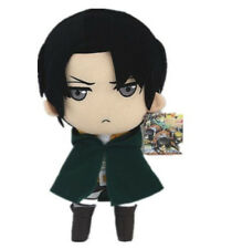 New Attack On Titan Rivaille/Levi Plush Doll FigureToy Soft 12 inch Xmas Gift