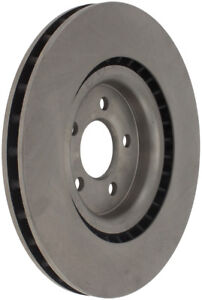 Disc Brake Rotor-Shelby GT500 Front Centric 121.61089 fits 10-14 Ford Mustang