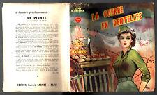 YANN PATRICK # LA GUERRE EN DENTELLE # EO 1956 avec JAQUETTE ASLAN