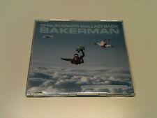 Shaun Baker feat. Laid Back - BAKERMAN - Maxi CD Single © 2006