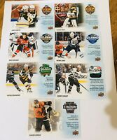 TIM HORTONS 2019-2020 SEASON EVENTS SE 1-7  CARDS UPPER DECK PICK WHAT U NEED