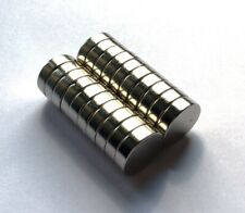 4pcs Very Strong Neodymium Disc Round Magnets 12mm × 3mm DIY