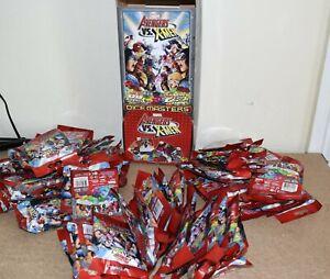 WIZKIDS Marvel Dice Masters AVENGERS VS X-MEN 59 UNOPENED BOOSTER PACKS