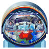 Niger 2016 MNH Chinese Space Achievements Yang Liwei 4v M/S Satellites Stamps