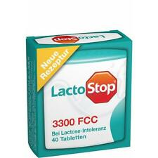 LACTOSTOP 3.300 FCC Tabletten Klickspender 40 St
