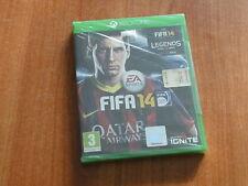 XBOX ONE - FIFA 14 - Nuovo, sigillato, italiano.