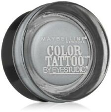 Maybelline EyeStudio Color Tattoo Eye Shadow - Silver Strike 60