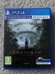 Robinson: The Journey (PlayStation 4, 2016)