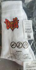 Asos Design Simpsons Duff Socks- Size 9-13