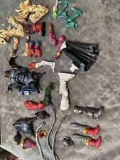 Marvel Legends Hasbro BAF lot Build a figure parts pieces