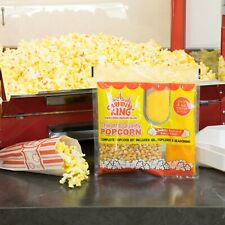 Carnival King All in One Popcorn Kit 4 oz Popper 24/Case FREE Ship 48