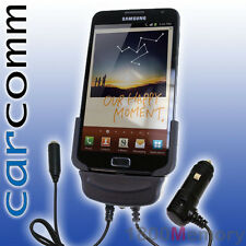 Carcomm Power Cradle for Samsung Galaxy Note GT-N7000 Charger + Antenna Coupler