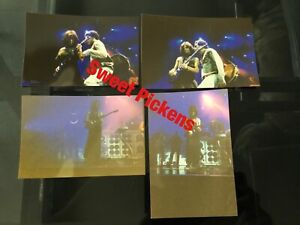 PRINCE 4 Original Vintage 4X6 Concert Snapshot Photos Unpublished Rare