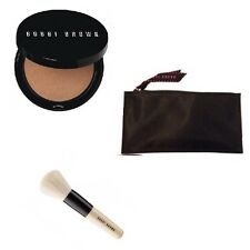 Bobbi Brown Bronzer To Go BRUSH VALUED AT $30 NIB Great W/ Eye Shadow Lipstick