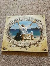 Sammy Hagar Wabos Livin It Up Cd Very Rare