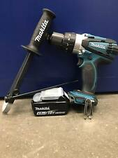 MAKITA DHP458Z 18V Combi Drill + BL1840 BL1840B 4Ah Battery With Indicator