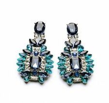 Alloy Crystal Special Occasion Fashion Earrings