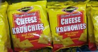 Jamaican Excelsior Cheese Krunchies 18 Packs x 50 g Real Cheese Biscuits Snack